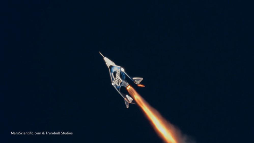 Virgin Galactic: Ιστορικές στιγμές με την πρώτη επιτυχημένη πτήση στο Διάστημα
