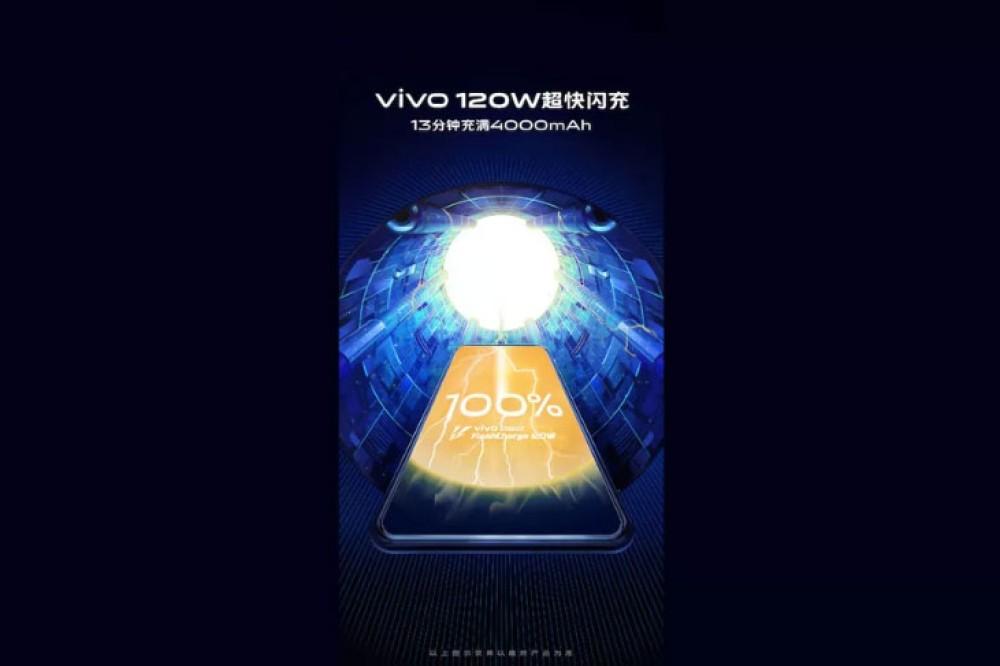 Η Vivo επιδεικνύει φορτιστή 120W για 0-100% σε 13 λεπτά και 0-50% σε 5 λεπτά! [Video]