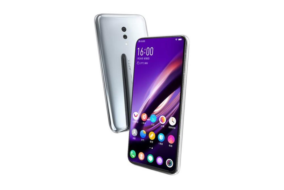 Vivo APEX 2019: Το smartphone που δείχνει το μέλλον σε όλους τους κατασκευαστές