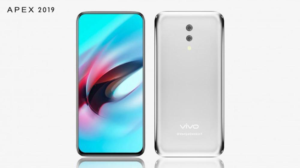 Vivo APEX 2019: Θα είναι το πρώτο all-screen smartphone χωρίς κουμπιά;