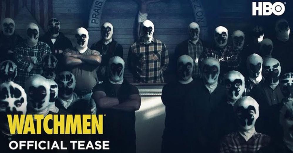 Watchmen: Πρώτο teaser trailer για τη νέα σειρά του HBO