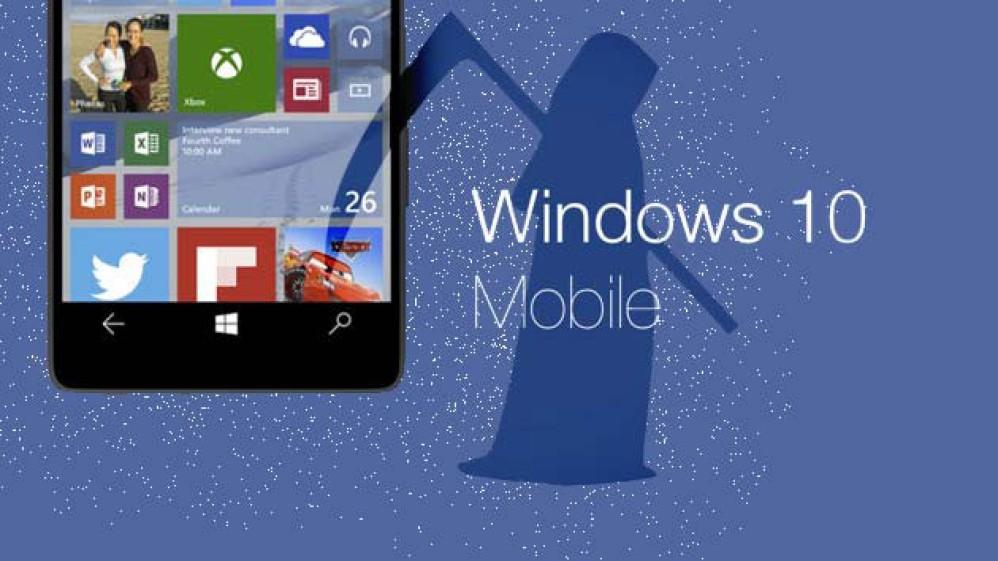 Windows 10 Mobile: Οριστικό τέλος στην υποστήριξη του στις 10 Δεκεμβρίου 2019