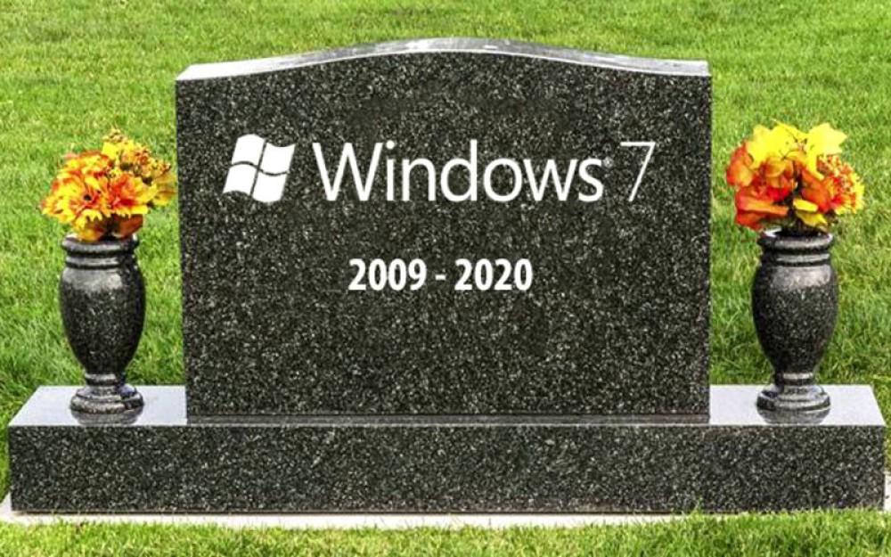 Windows 7: Σε έναν χρόνο από σήμερα σταματά οριστικά η υποστήριξη του