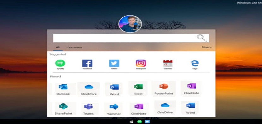 Windows Lite OS: Θα είναι αυτός ο ανταγωνιστής του Chrome OS;