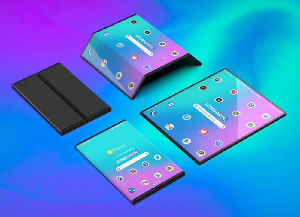 Xiaomi Dual Flex: Νέα 3D renders για το αναδιπλώμενο smartphone