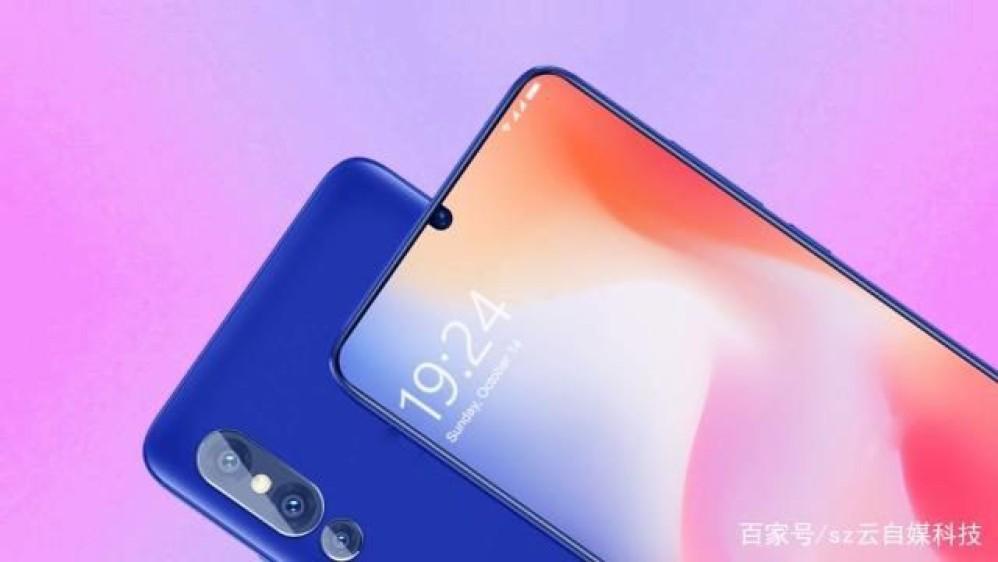 Xiaomi Mi 9: Τα πρώτα renders δείχνουν ιδιαίτερα μικρό notch-σταγόνα