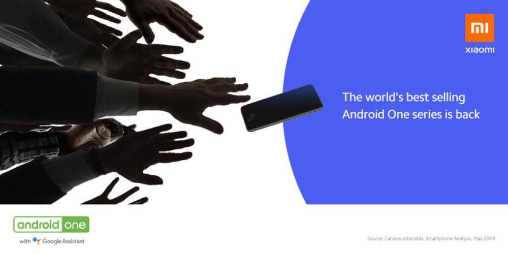 Xiaomi Mi A3: Έρχεται σύντομα το νέο Android One smartphone [Pic]