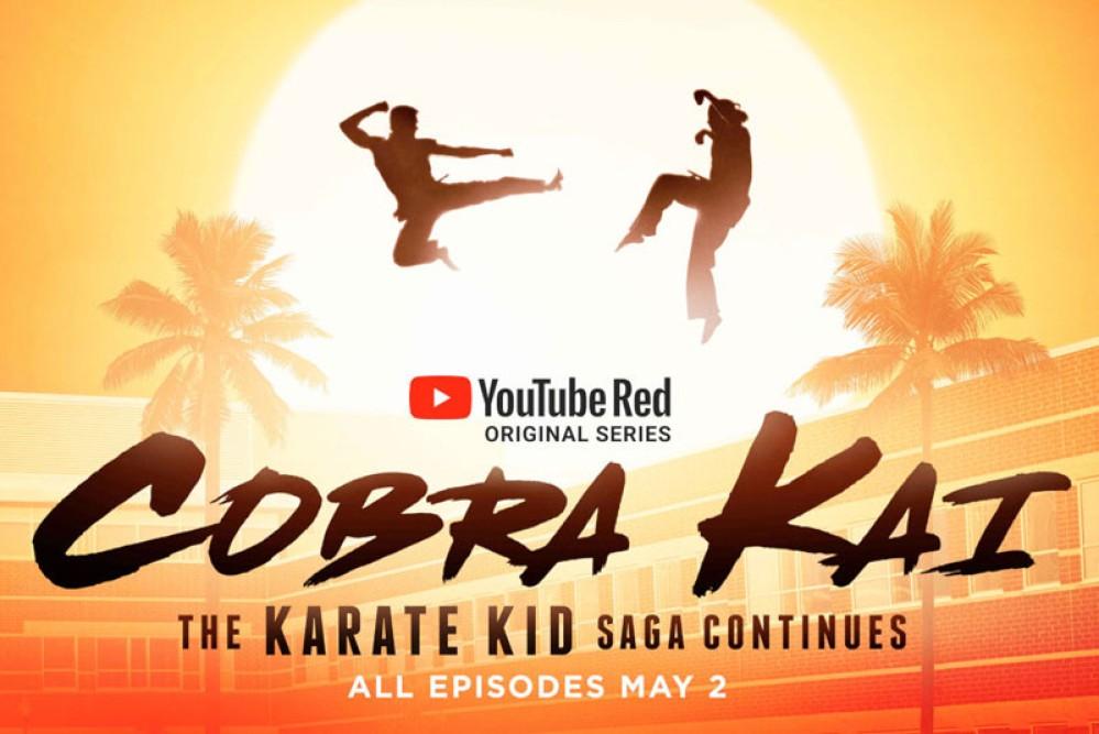 YouTube: Οι original παραγωγές όπως το Cobra Kai θα είναι διαθέσιμες δωρεάν για όλους
