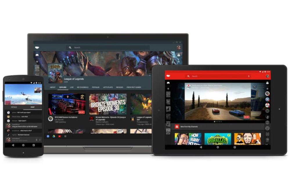 YouTube Gaming: Οριστικό κλείσιμο για την εφαρμογή στις 30 Μαΐου