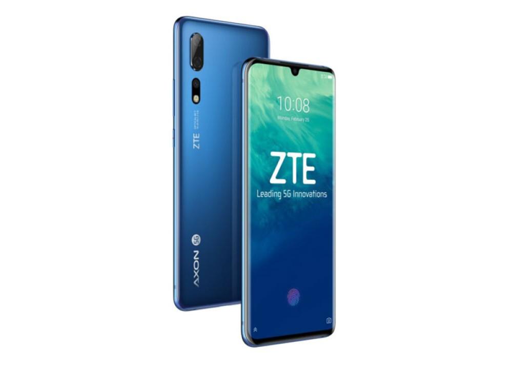 ZTE Axon 10 Pro 5G: Επίσημα το πρώτο 5G smartphone της εταιρείας