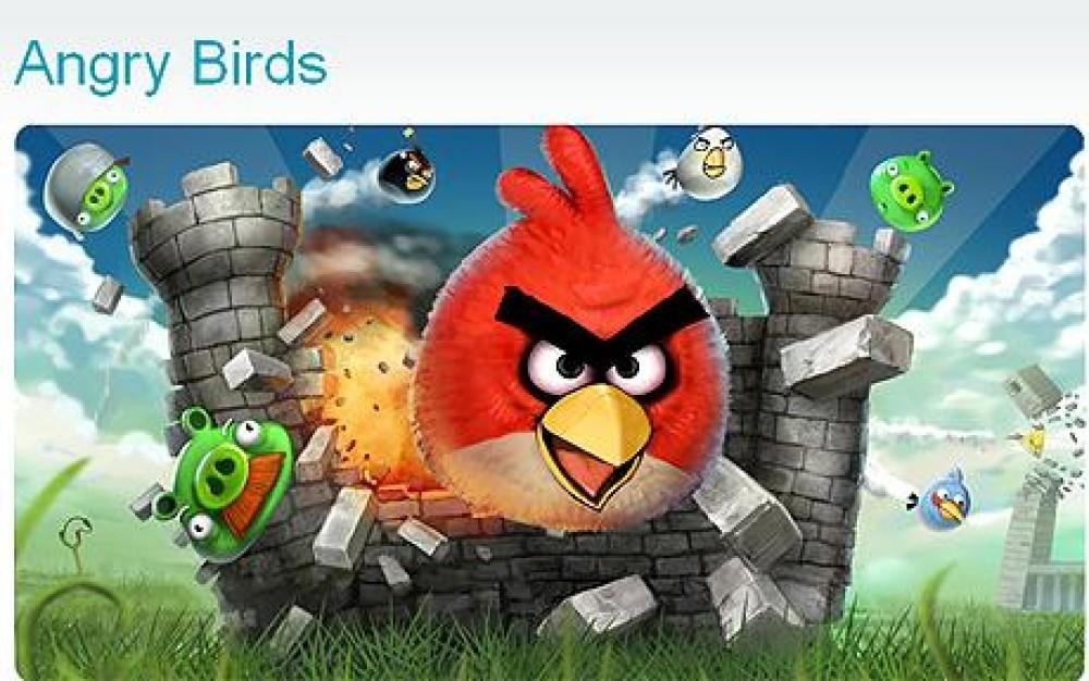 Angry Birds για Wii, PS3 και Xbox 360 μέσα στο 2011!