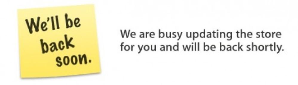 Apple Store Down: Έρχονται τα νέα MacBook Pro!
