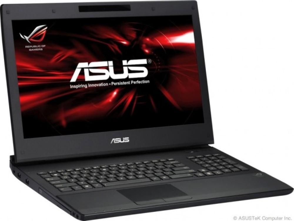 Asus ROG G53SX Naked Eye 3D Gaming Notebook