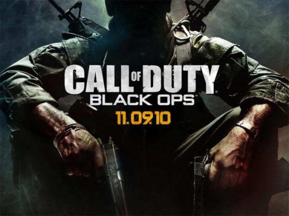 Call of Duty: Black Ops 1.000.000 online χρήστες στην πρεμιέρα!