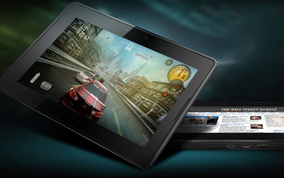 BlackBerry PlayBook οριστικά με επεξεργαστή dual-core OMAP 1GHz [CES 2011]