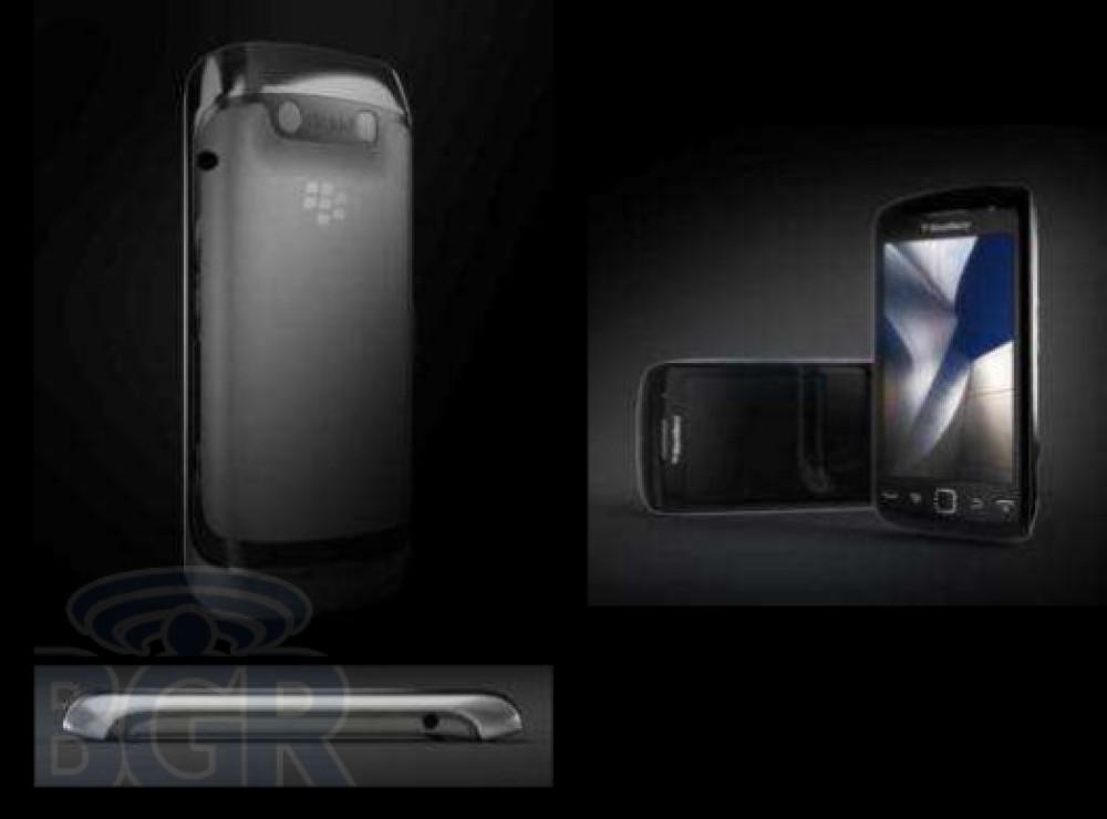 BlackBerry Storm 3: Νέες φωτογραφίες και χαρακτηριστικά