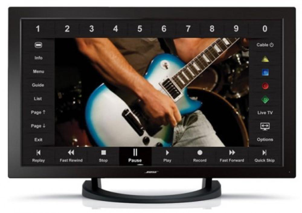 Bose VideoWave: Full HD 1080p 46'' LCD με ενσωματωμένο σύστημα 5.1 surround sound!