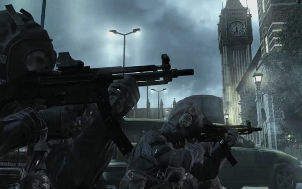 Call of Duty: Modern Warfare 3, το πρώτο gameplay video!