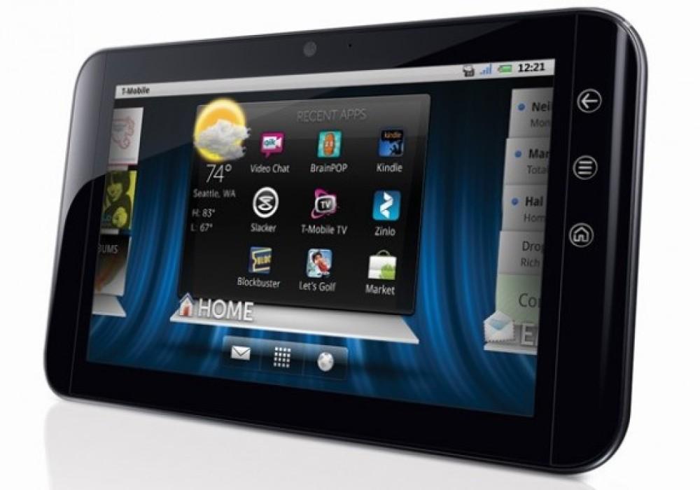 Dell Streak 7, επίσημη παρουσίαση στην CES 2011 και teaser του Dell Streak 10