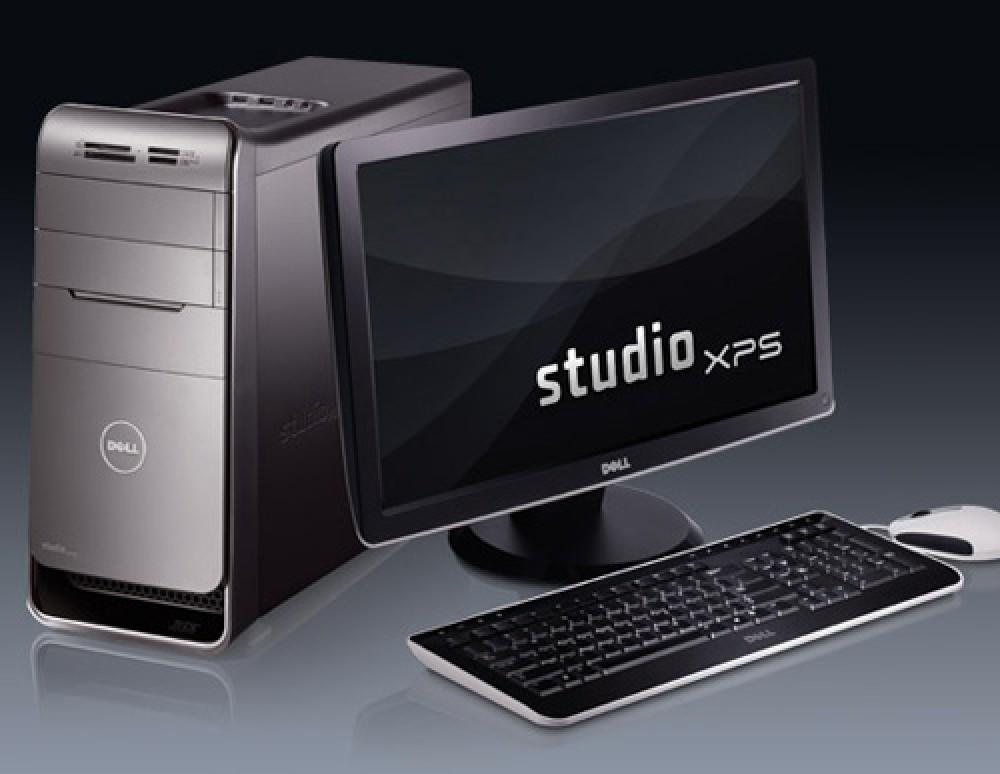 Dell Studio XPS 7100 Packs AMD Phenom II X6