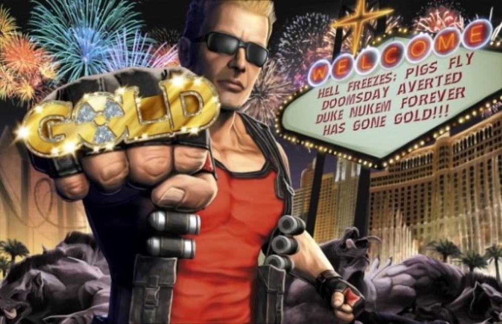 Duke Nukem Forever: Επίσημα έτοιμη η τελική έκδοση!