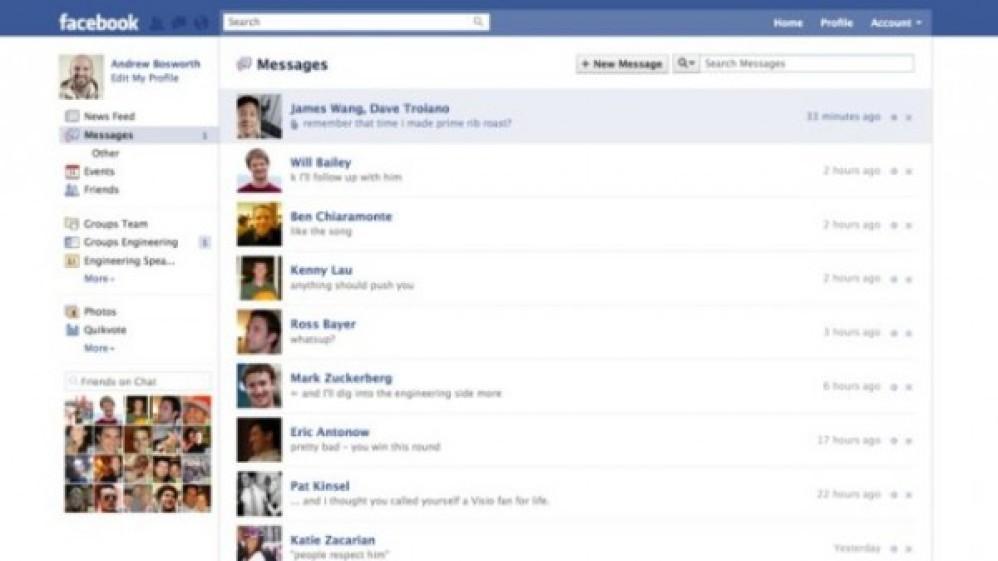 Project Titan: Η νέα υπηρεσία Messaging από το Facebook! [Updated]