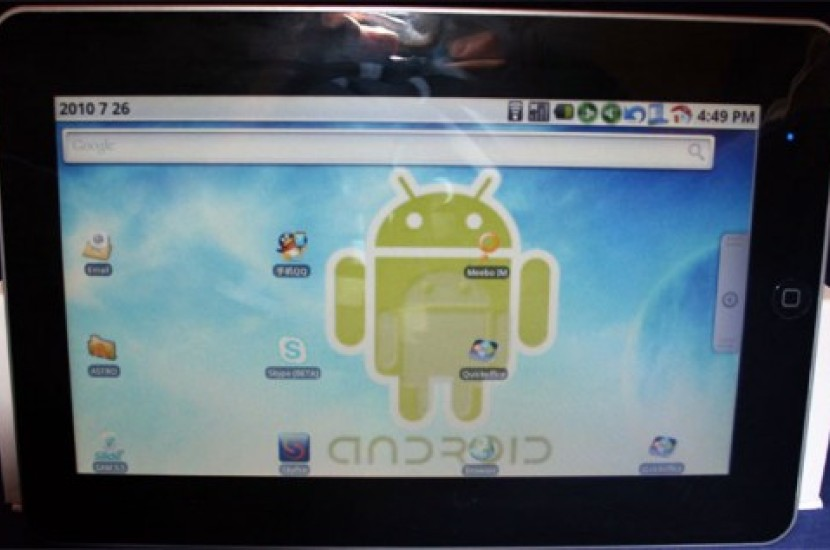 FlatPad A10 Android tablet, ενδιαφέρον και προσιτό