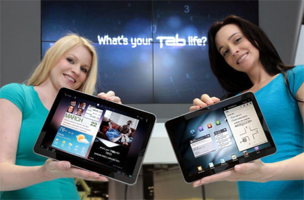 Samsung Galaxy Tab 4G φέτος, Galaxy S III το 2012 και 1 εκατ. πωλήσεις για το Galaxy S II!