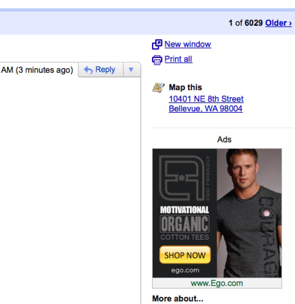 Google Ads με φωτογραφίες και στο Gmail