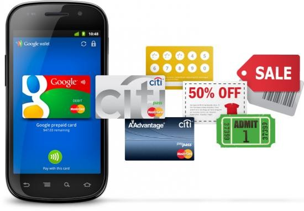 Google Wallet: Το smartphone μετατρέπεται σε πορτοφόλι (τουλάχιστον στις ΗΠΑ)!