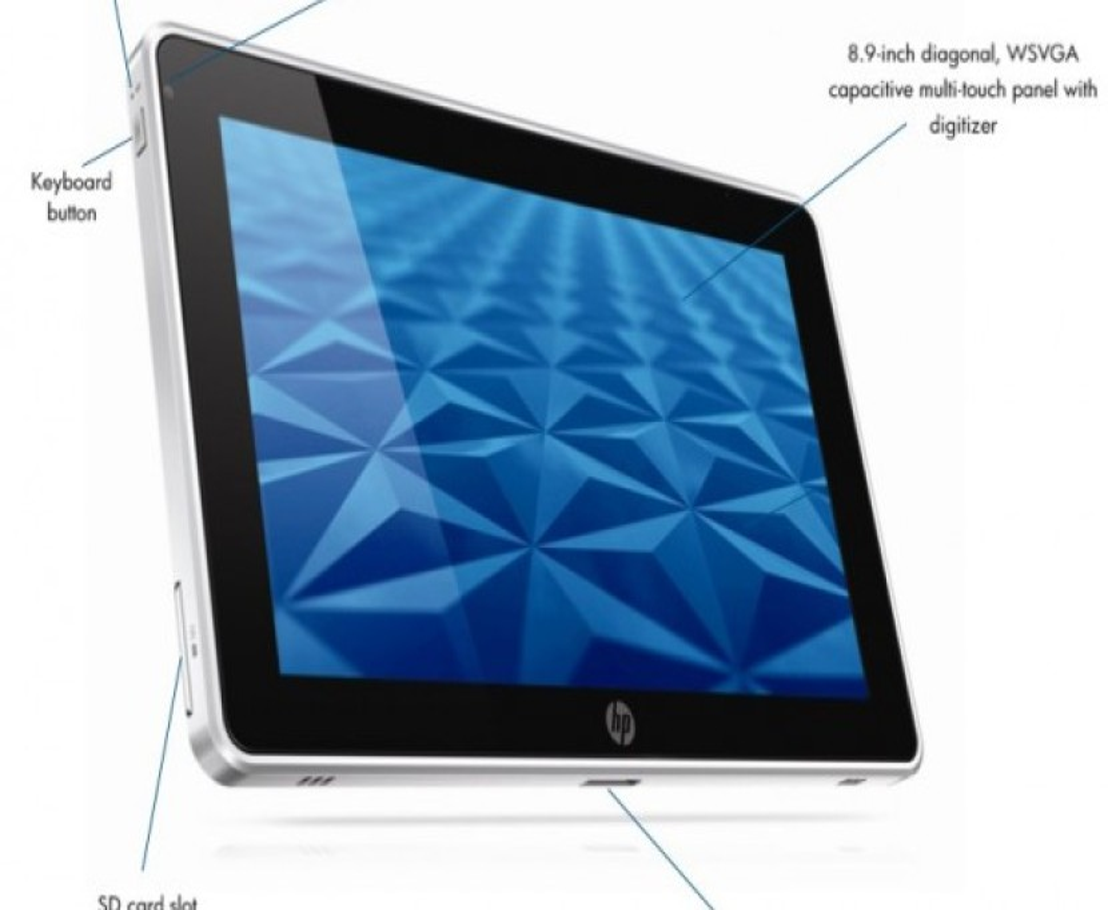HP Slate 500 Windows 7 Tablet PC και επίσημα πλέον!