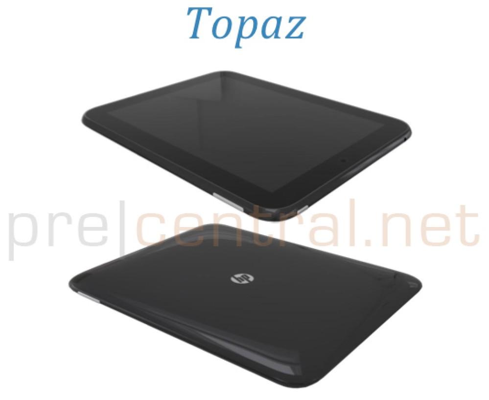 HP Topaz: Διέρρευσαν όλα τα χαρακτηριστικά του webOS tablet!