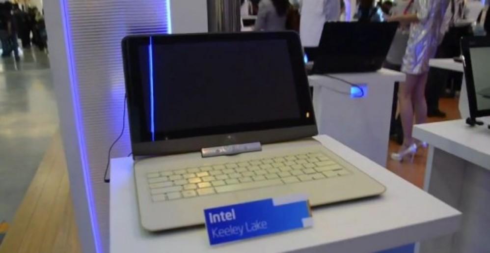 Intel Keeley Lake: Νέα κατηγορία laptop με περιστρεφόμενη οθόνη για μετατροπή σε tablet!
