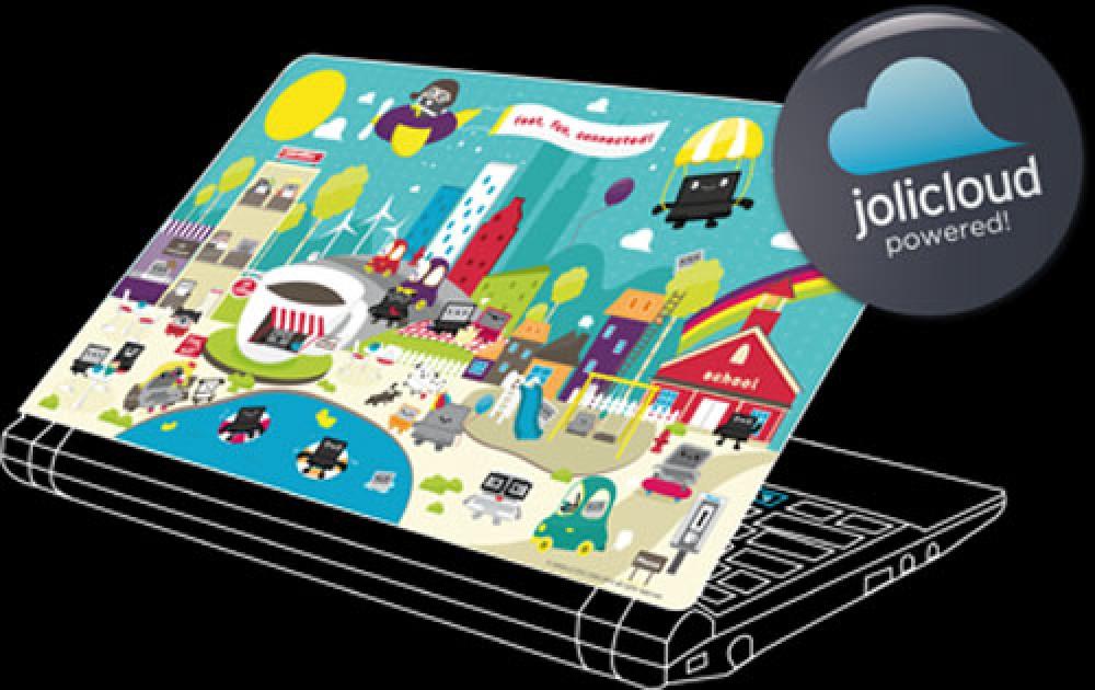 Ολοκληρώθηκε το Jolicloud OS, ξεκίνησε η διάθεση του Jolibook netbook!