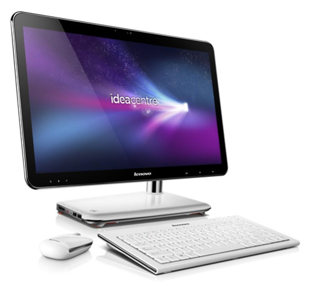 IdeaCentre A320, B320, B520 και C205, τα νέα AiO desktop PCs της Lenovo!