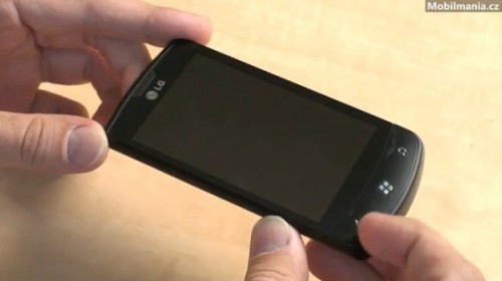 LG E900 ή Optimus 7 σε 20λεπτό video!