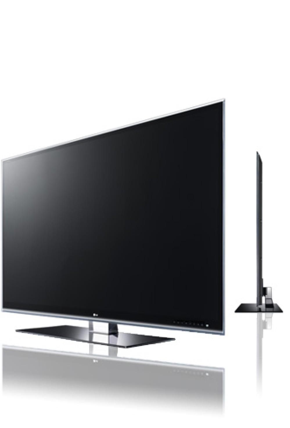 LG Smart TV 3D LED LCD LW9700, LW7700, LW6500, LW5700 [CES 2011]