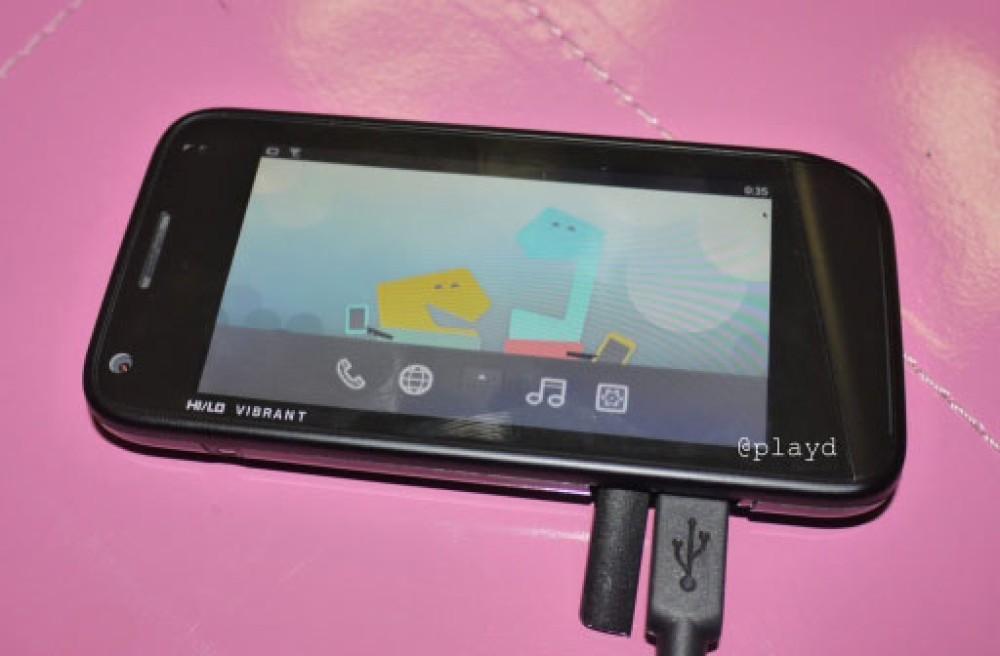 MeeGo Smartphone και Tablet σε εκδήλωση στη Ρωσία!