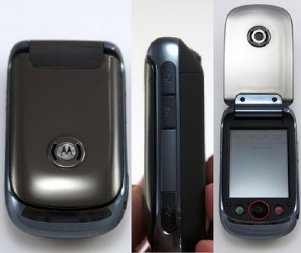 Motorola MING A1800 με δύο θύρες SIM