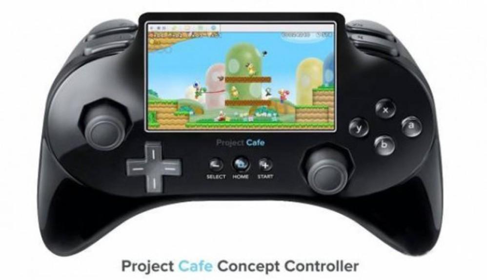 Κάμερα στο τηλεχειριστήριο Project Cafe του Wii 2;