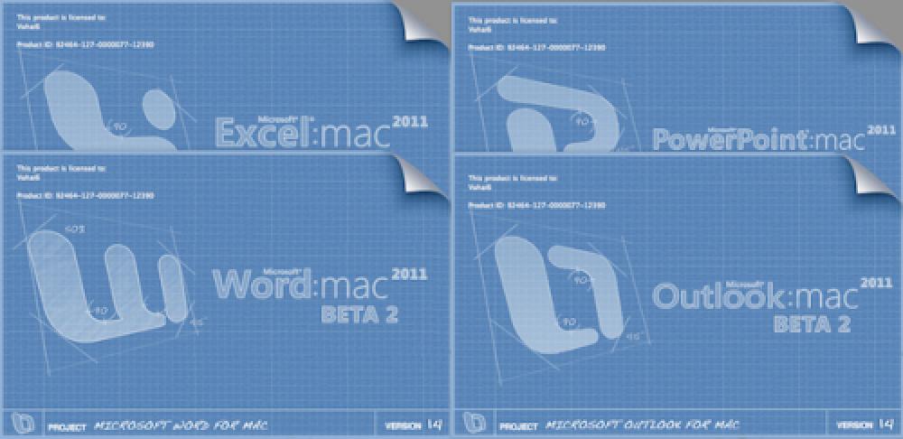 Microsoft Office 2011 για Mac επίσημα από Οκτώβριο