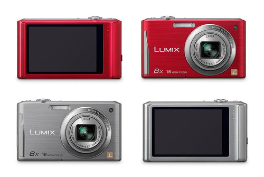 Panasonic Lumix FH-Series, FP-Series και S-Series επίσημα από τη CES 2011