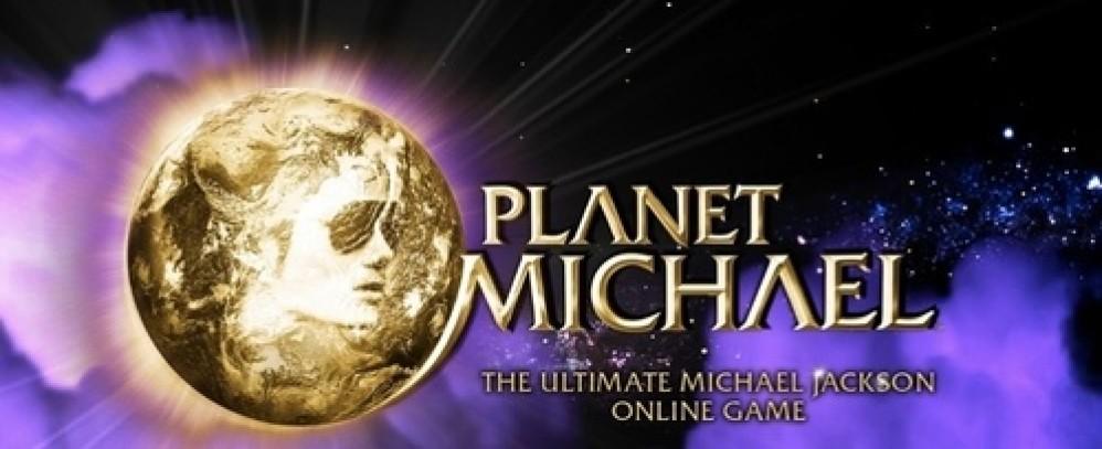 Planet Michael: Το online παιχνίδι για τον Michael Jackson!