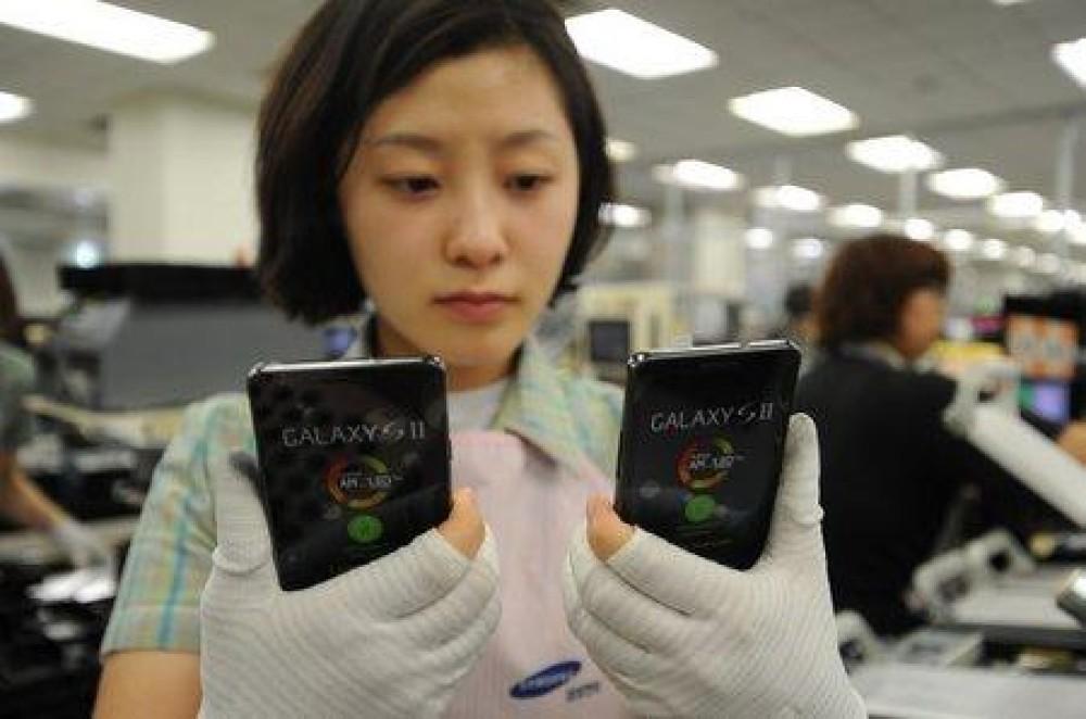 Samsung Galaxy S II: Έφτασε τα 3.000.000 προπαραγγελίες!