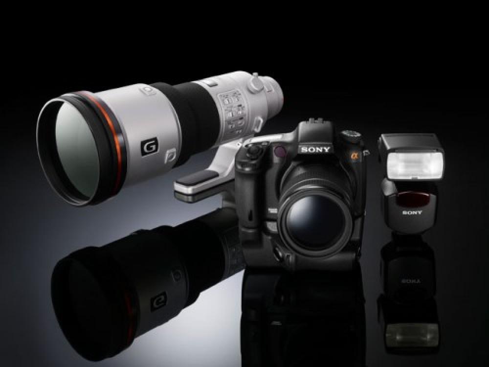 Νέα πρωτότυπη κάμερα από τη Sony