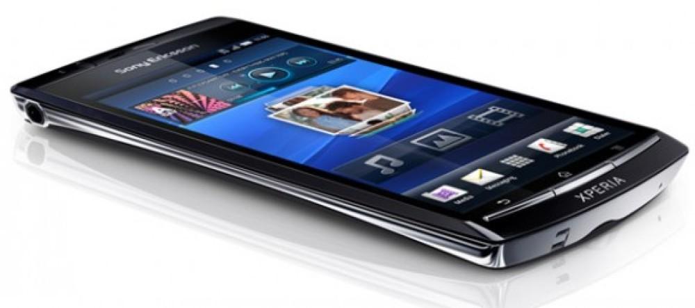 Sony Ericsson Xperia Arc, η μυστηριώδης συσκευή με Gingerbread, οθόνη 4.2'', κάμερα 8MP και πάχος 9mm! [video]