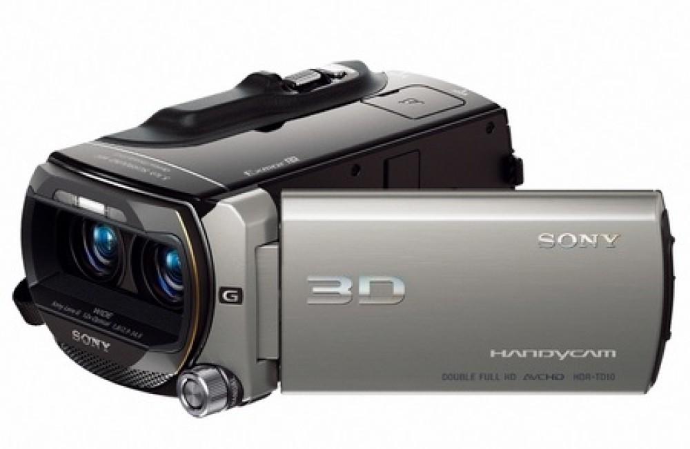Sony Full HD Handycams: Οι νέες βιντεοκάμερες της εταιρίας για το 2011 [CES 2011]