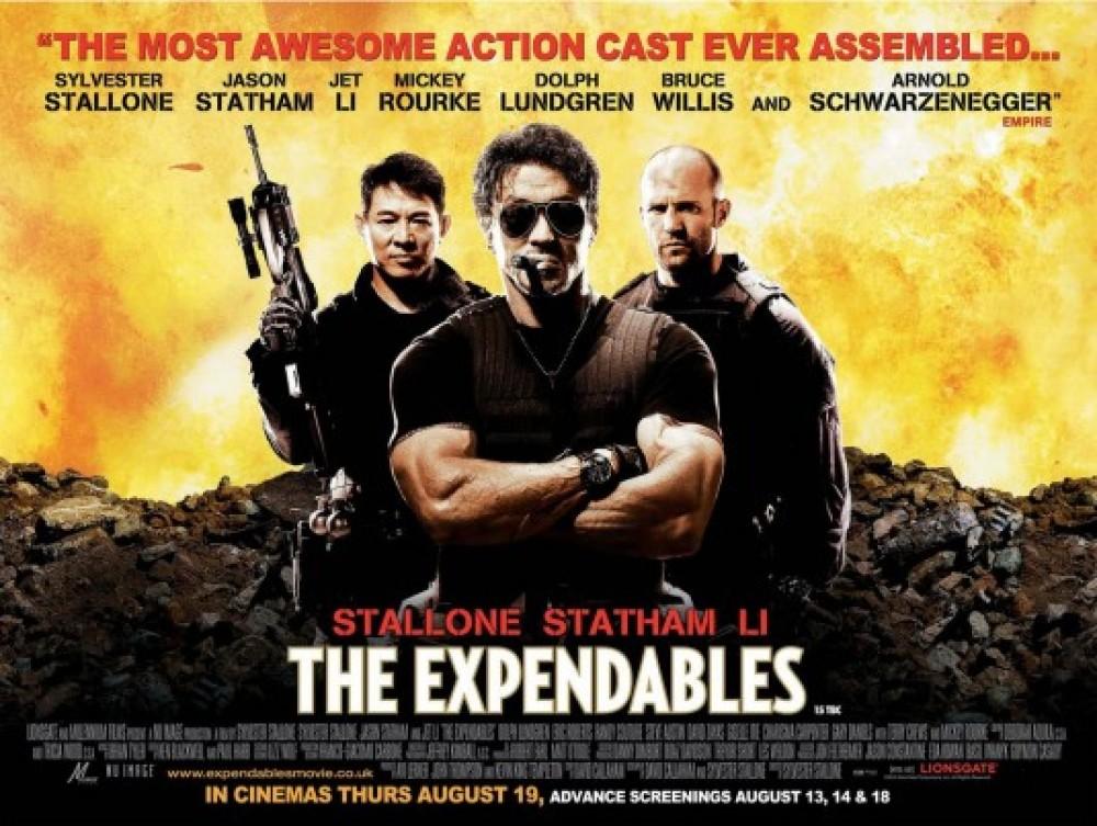 """Μήνυση σε 23.000 χρήστες του BitTorrent επειδή κατέβασαν την ταινία """"The Expendables""""!"""