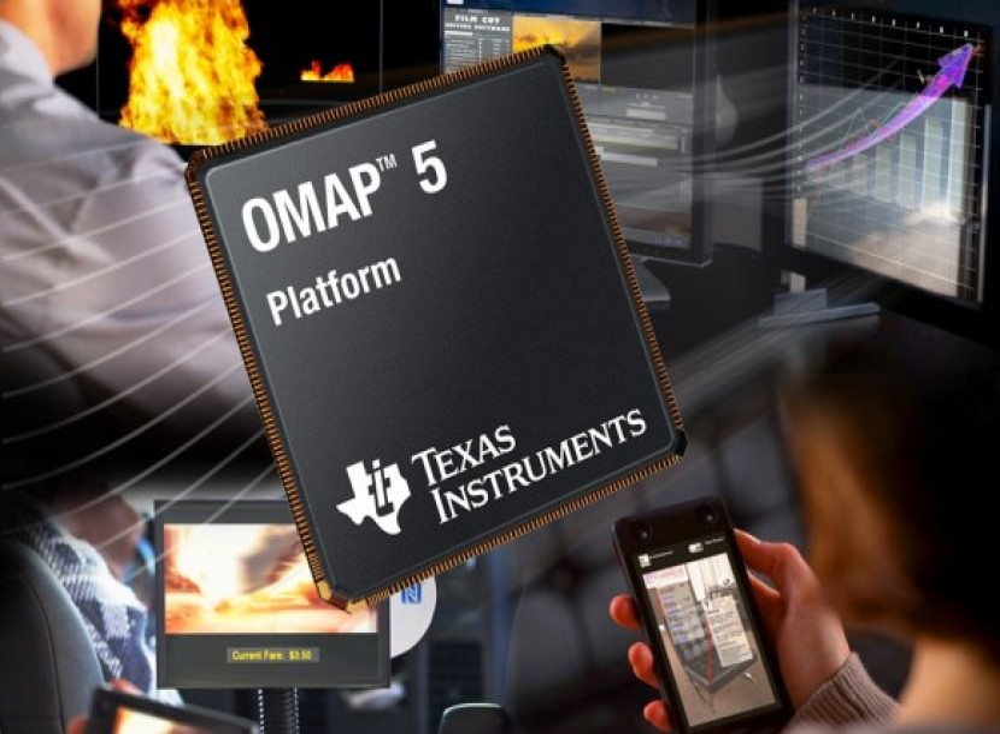 Texas Instruments OMAP 5: dual ARM Cortex A15, έως 2GHz για smartphones και tablets ισχυρότερα από υπολογιστές!