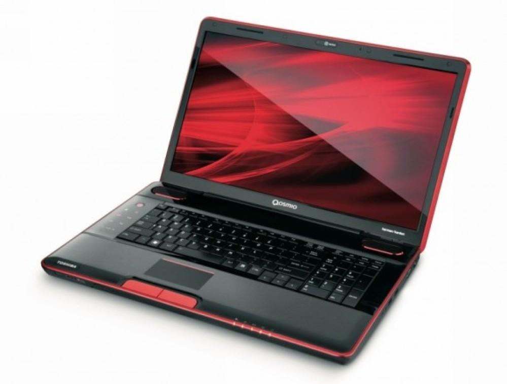 Toshiba Qosmio X505, με Intel Sandy Bridge και Nvidia 3DTV Play [CES 2011]